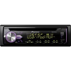 Bilradio Pioneer DEH-X2900UI Tilslutning til ratbetjening