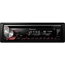 Bilradio Pioneer DEH-3900BT Håndfrit Bluetooth®-system, Tilslutning til ratbetjening
