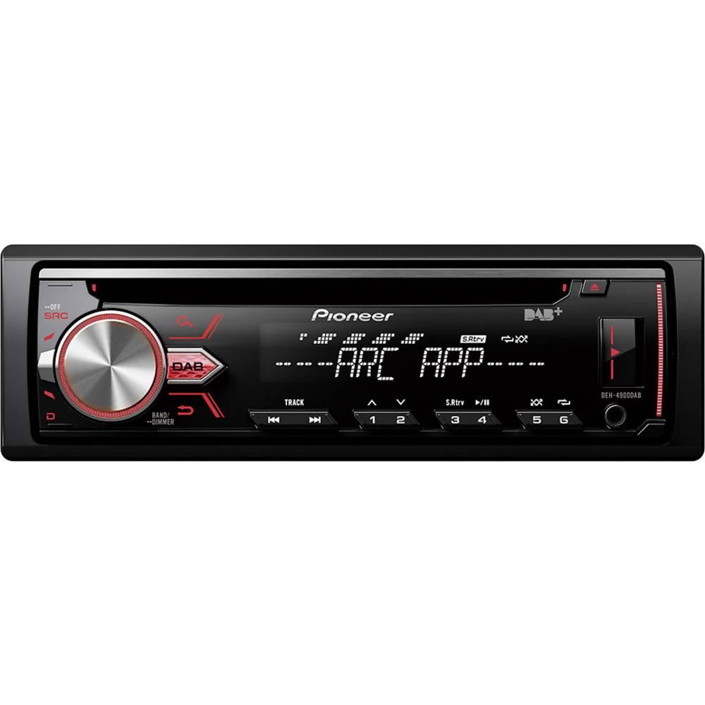 Avto radio Pioneer DEH-4900DAB