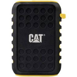 Powerbank CAT IP-65 Outdoor Li-Ion 10000 mAh Svart, Gul