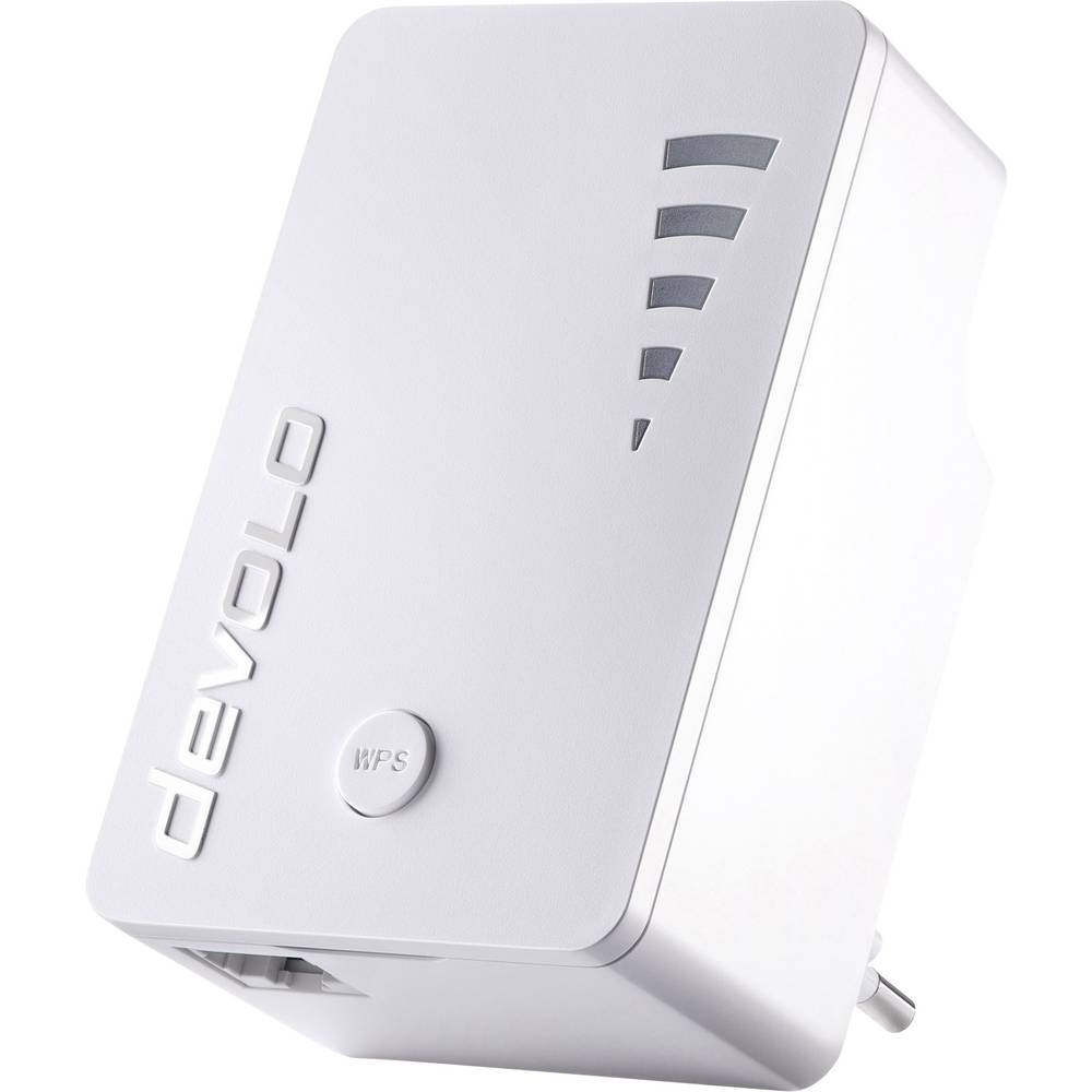 Devolo WiFi Repeater ac brezžični Repeater 300 MBit/s 2.4 GHz, 5 GHz