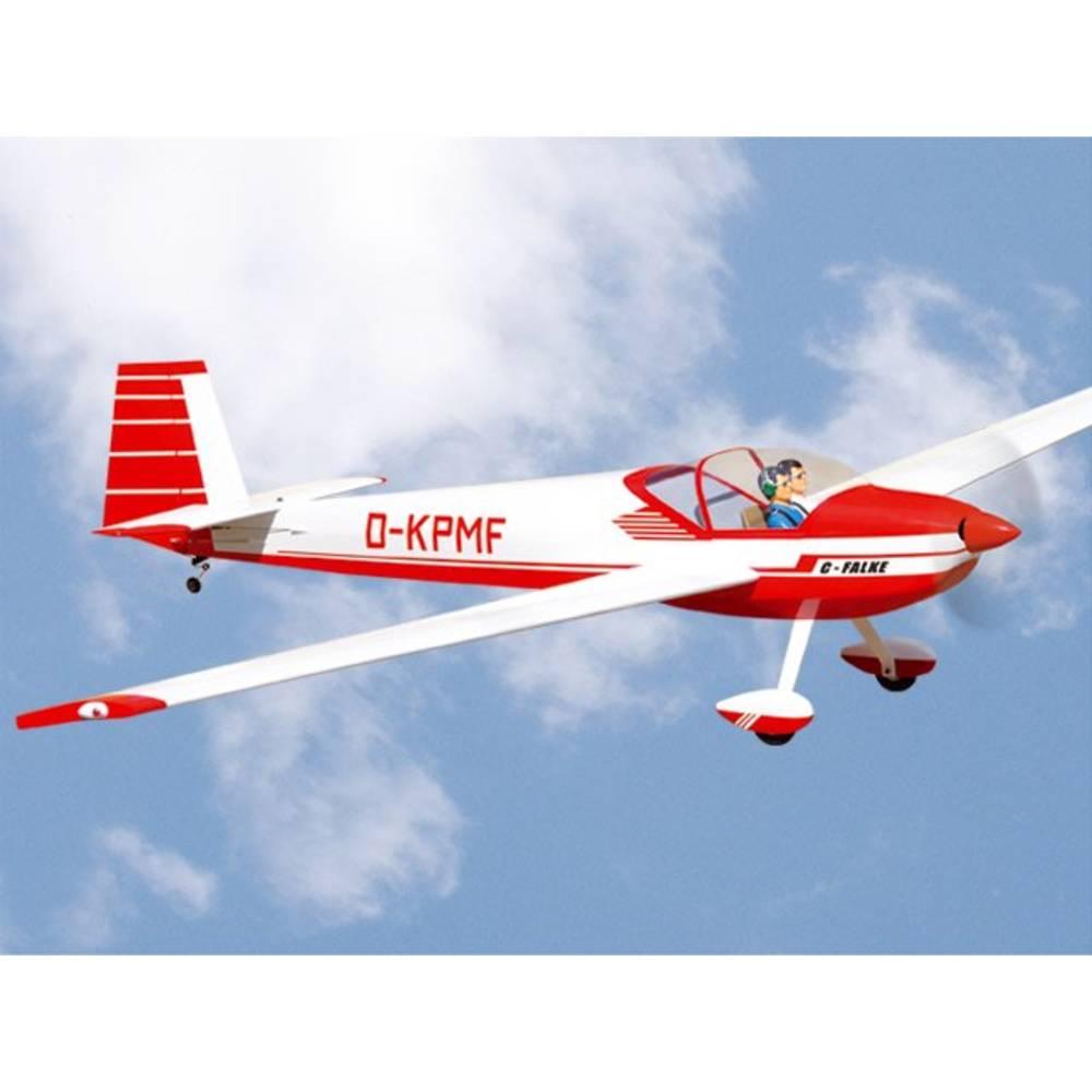 Pichler C-Falke SF25 rdeča RC model jadralnega letala ARF 3060 mm