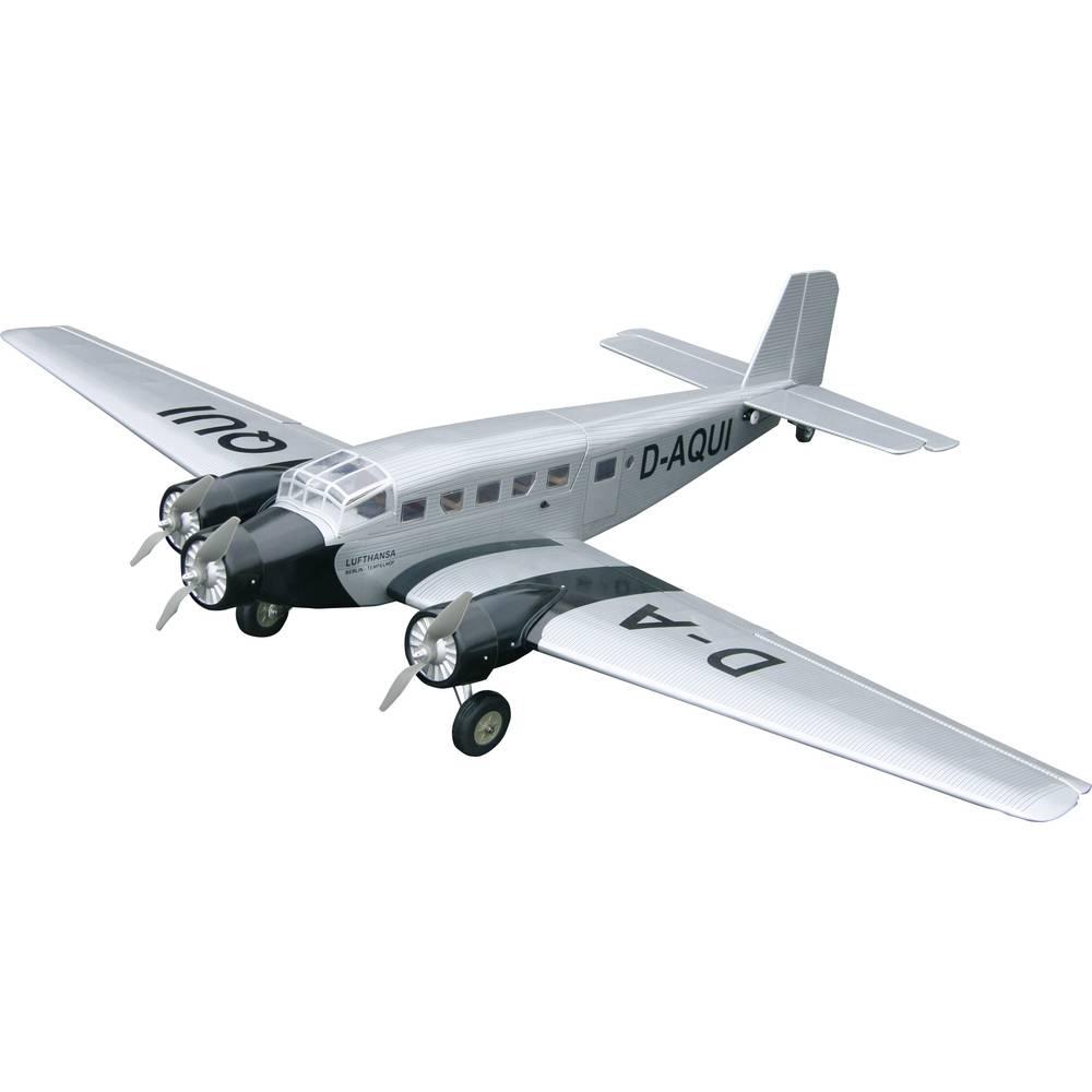 VQ Junkers JU-52 RC Model motornega letala ARF 1630 mm