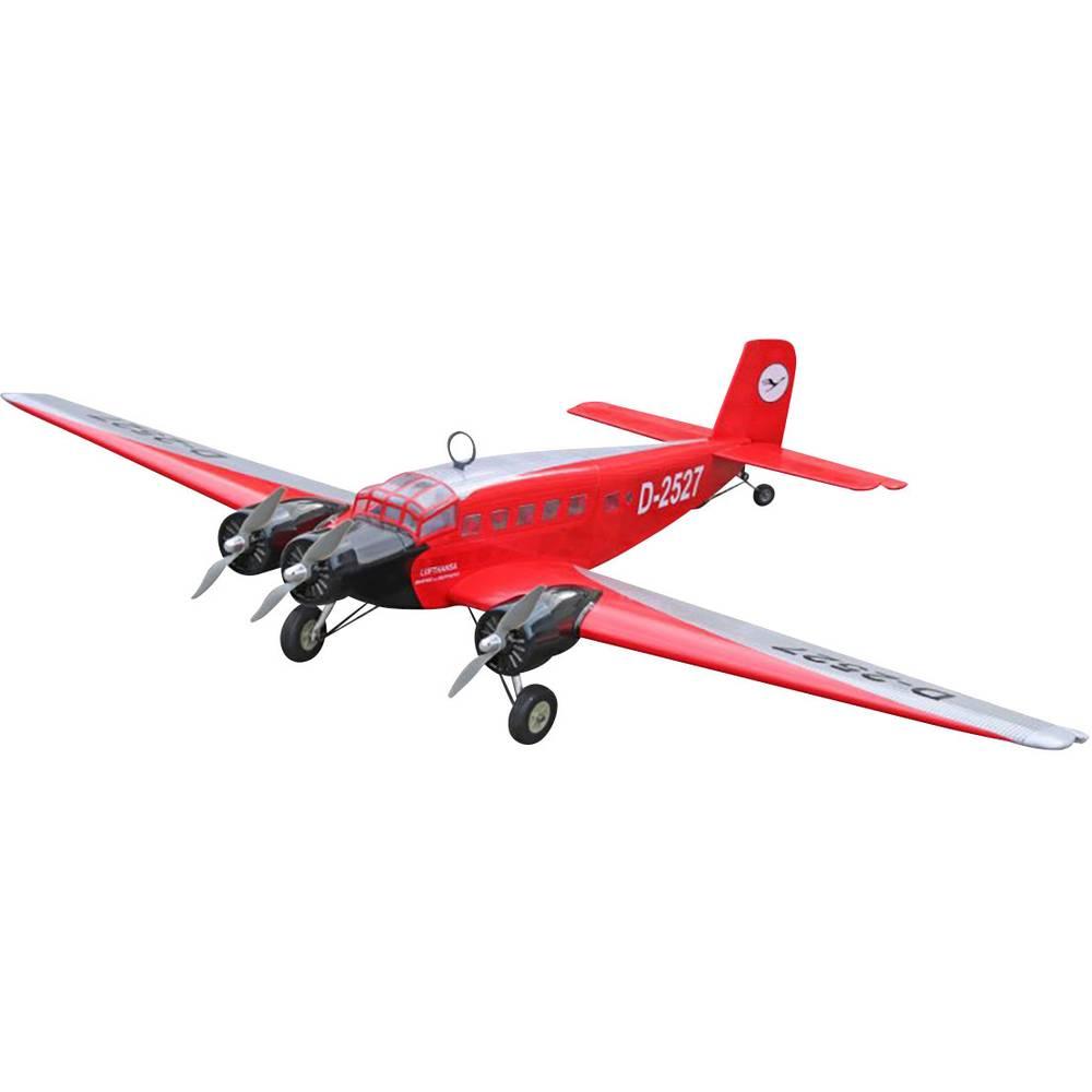 VQ Junkers JU-52 Richthofen RC Model motornega letala ARF 1630 mm