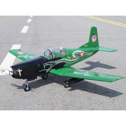 VQ Pilatus PC-7 (Austria) RC model motornega letala ARF 1540 mm