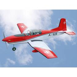 VQ Pilatus PC-7 (Swiss) RC model motornega letala ARF 1540 mm