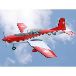 VQ Pilatus PC-7 (Swiss) rc model motornega letala arf 1540 mm