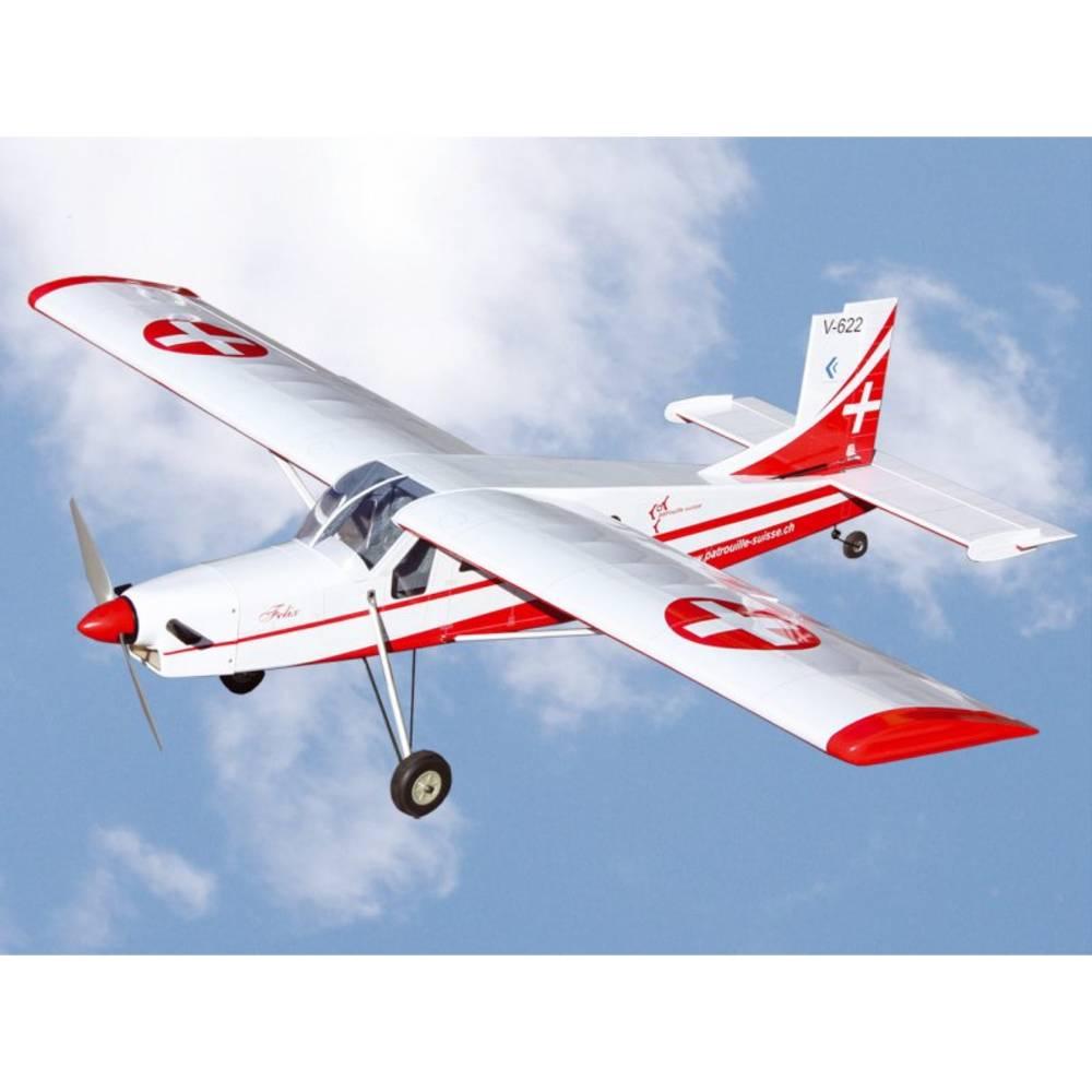 VQ Pilatus Porter (Patrouille Swiss) RC Model motornega letala ARF 2150 mm