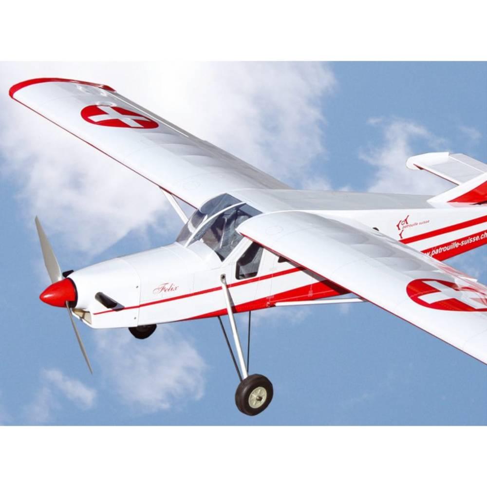 VQ Pilatus Porter (Patrouille Swiss) RC Model motornega letala ARF 2720 mm