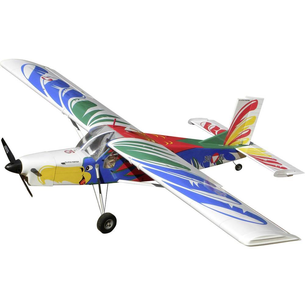 VQ Pilatus Porter (Fredi) RC Model motornega letala ARF 1580 mm