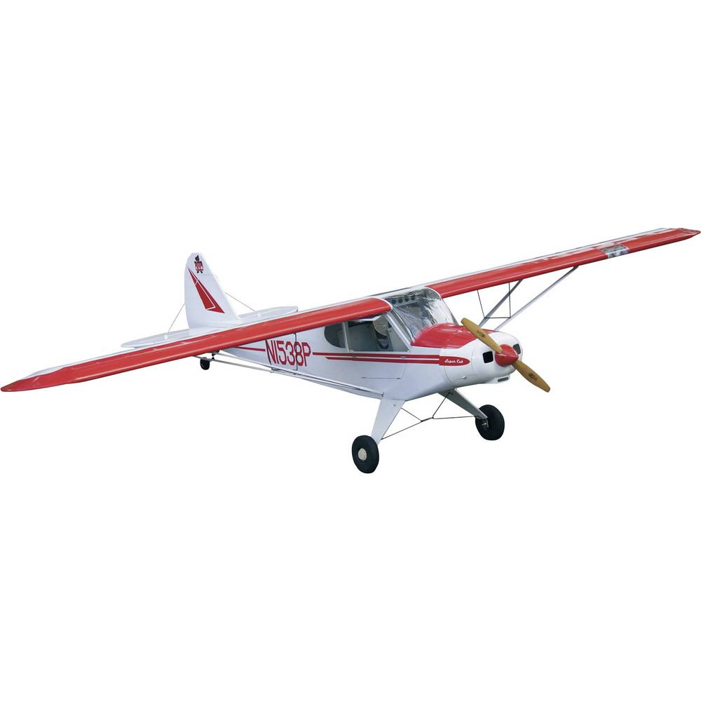 VQ Piper PA-18 RC Model motornega letala ARF 1630 mm