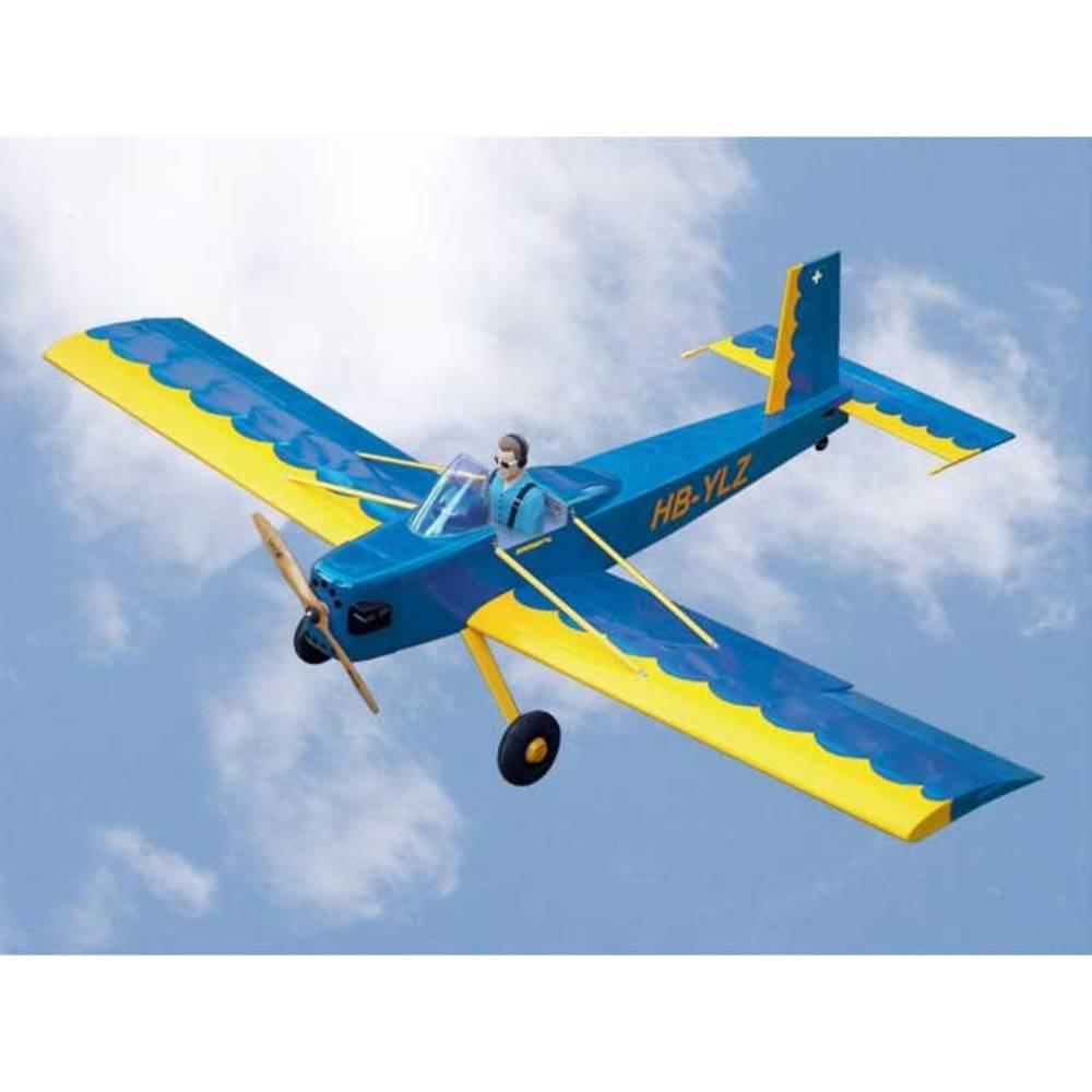 VQ Volksplane VP-1 Modra RC Model motornega letala ARF 1630 mm