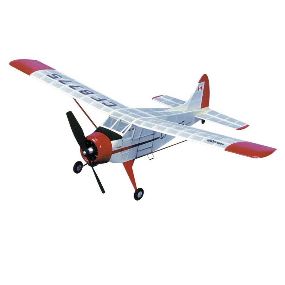 Hacker Model Production Beaver RC Model motornega letala Komplet za sestavljanje 660 mm
