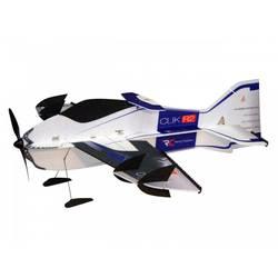 RC Factory Clik R2 Superlite lila rc mini model letal za uporabo v zaprtem prostoru komplet za sestavljanje 840 mm