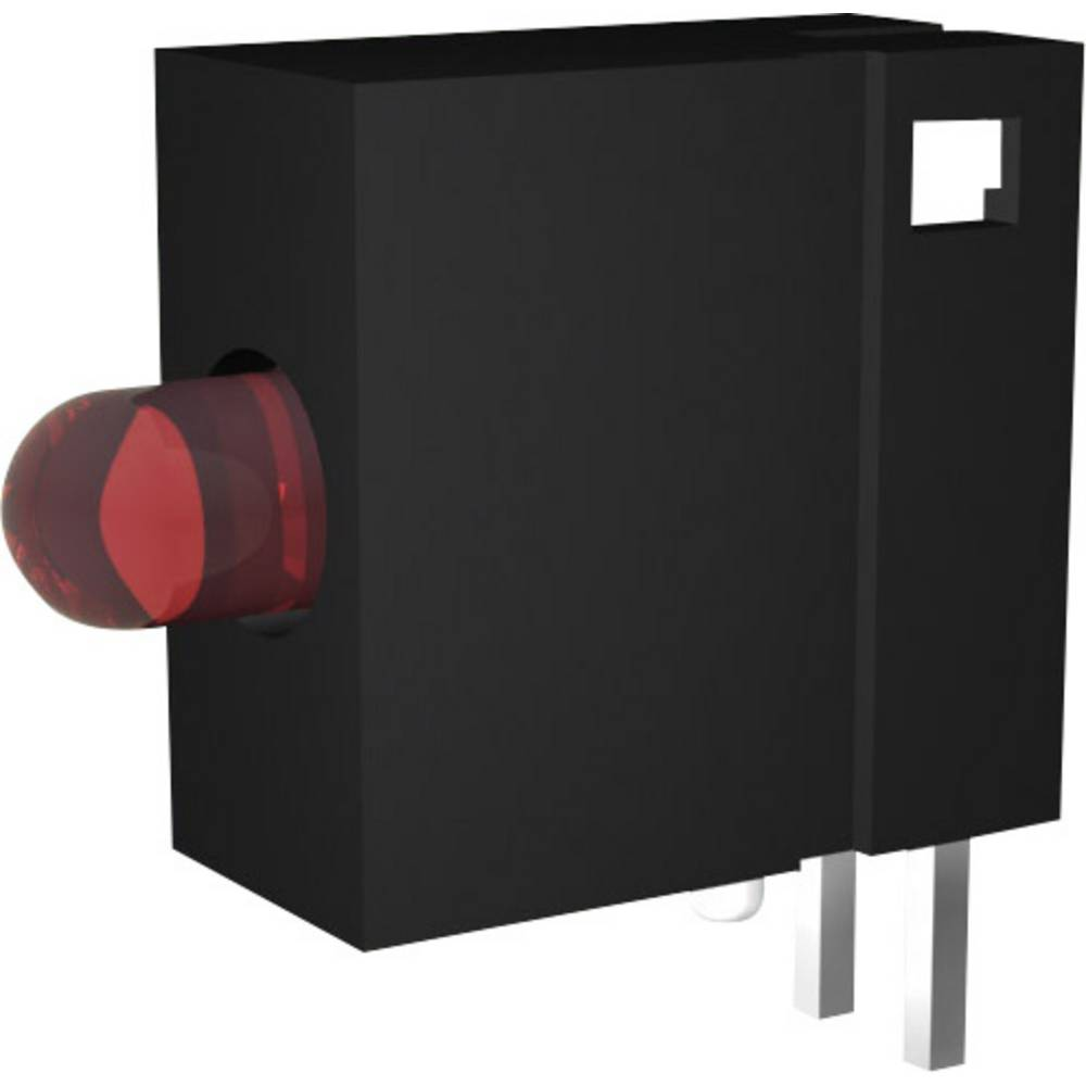 LED modul, 1-dijelni, zelena (Š x V x D) 6 x 10 x 10 mm Signal Construct DVCD12