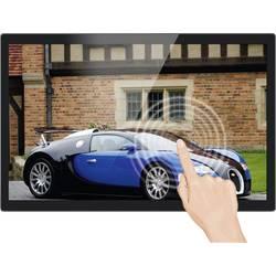 Digital fotoram 139.7 cm 55  Braun Germany 55 Frame 10-Point-Touch 1920 x 1080 pix 16 GB Svart
