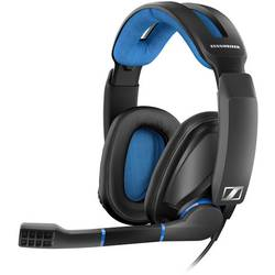 Gaming-headset Sennheiser GSP 300 Over Ear Svart