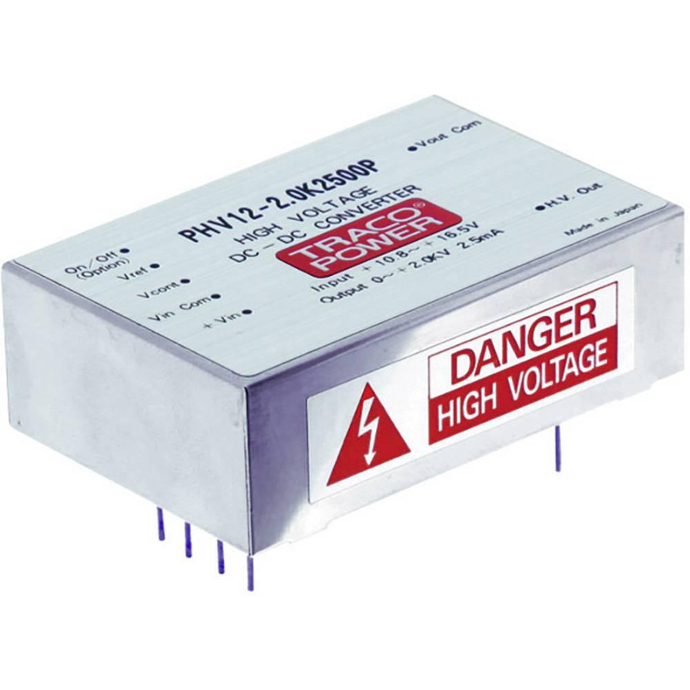 DC/DC pretvornik za tiskano vezje TracoPower PHV 12-350S10N 10 mA 3.5 W št. izhodov: 1 x