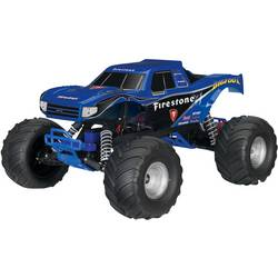 RC-modelbil Monstertruck 1:10 Traxxas Bigfoot Brushed Elektronik 2WD RtR