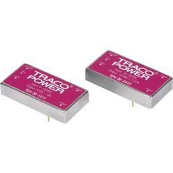 DC/DC pretvornik za tiskano vezje TracoPower TEN 20-2412 24 V/DC 1670 mA 20 W št. izhodov: 1 x