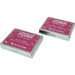 DC/DC pretvornik za tiskano vezje TracoPower TEN 25-2410WI 24 V/DC 5500 mA 25 W št. izhodov: 1 x