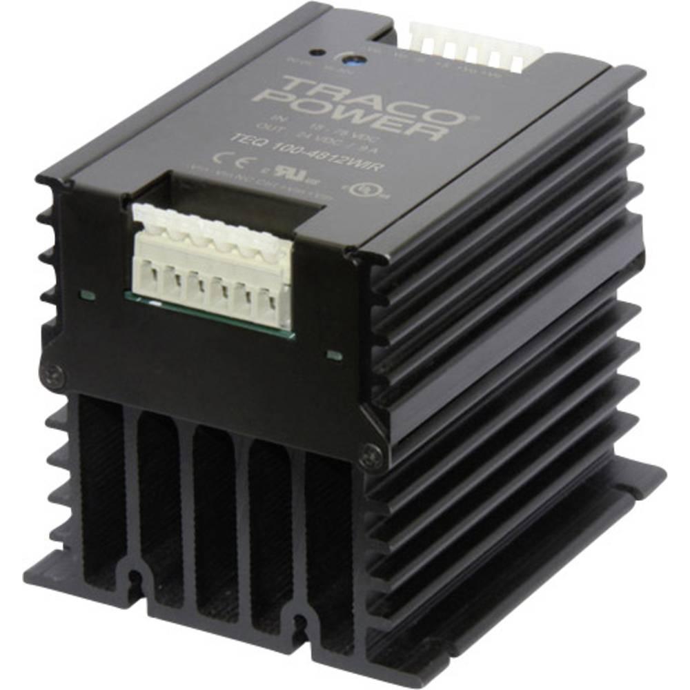 DC/DC pretvornik-modul TracoPower TEQ 100-2418WIR 24 V/DC 2100 mA 100 W št. izhodov: 1 x