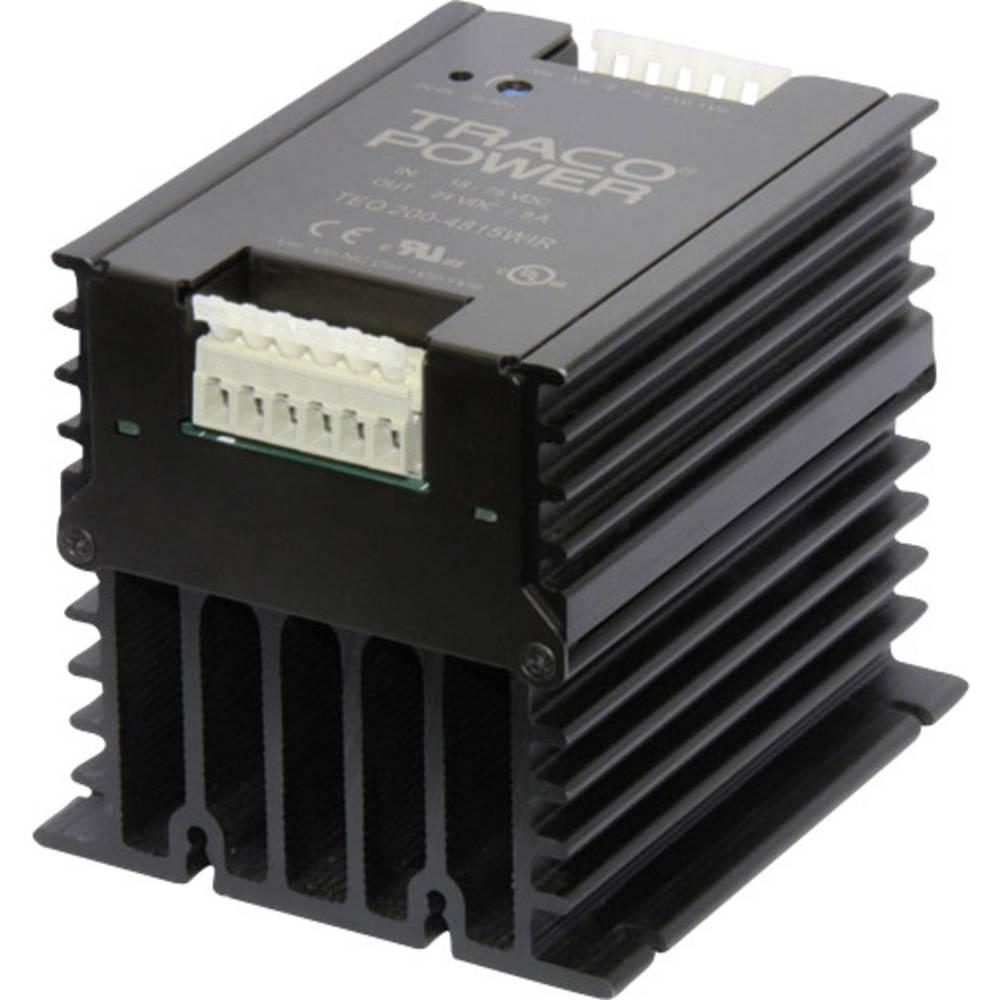 DC/DC pretvornik-modul TracoPower TEQ 200-4812WIR 48 V/DC 15000 mA 200 W št. izhodov: 1 x