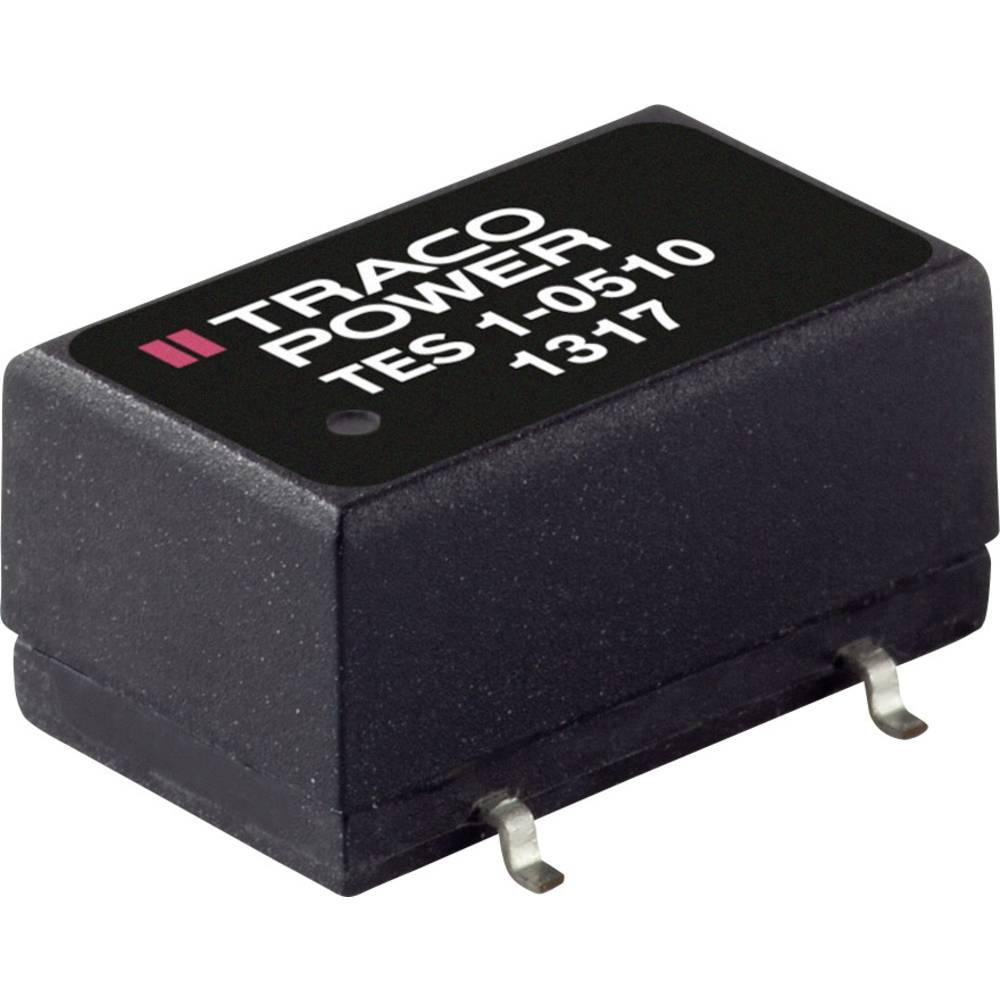 DC/DC pretvornik SMD TracoPower TES 1-2419 24 V/DC 110 mA 1 W št. izhodov: 1 x