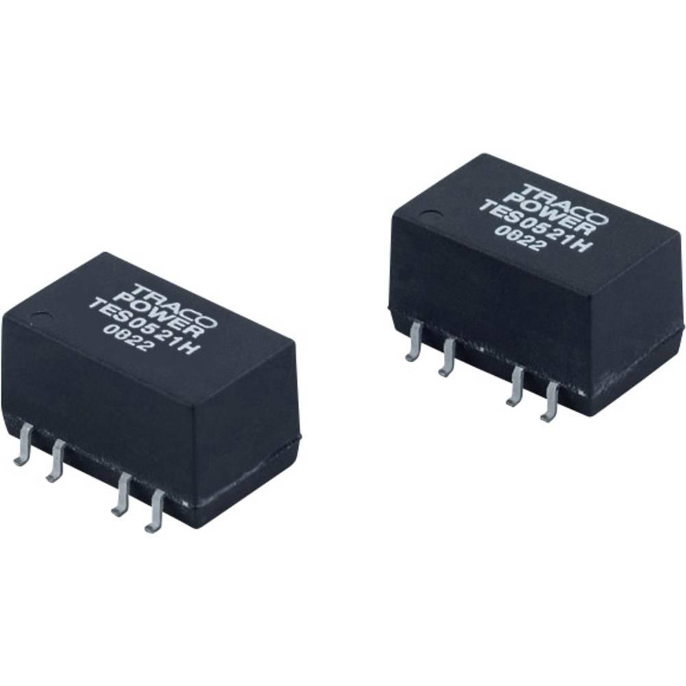 DC/DC pretvornik SMD TracoPower TES 2-0512H 5 V/DC 165 mA 2 W št. izhodov: 1 x