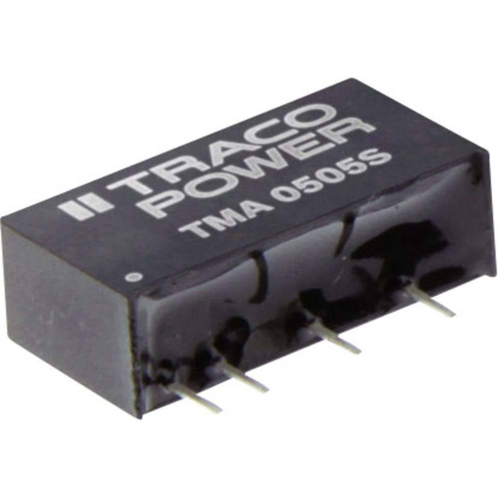 DC/DC pretvornik za tiskano vezje TracoPower TMA 1512S 15 V/DC 80 mA 1 W št. izhodov: 1 x
