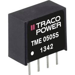 DC/DC pretvornik za tiskano vezje TracoPower TME 0303S 3.3 V/DC 260 mA 1 W št. izhodov: 1 x