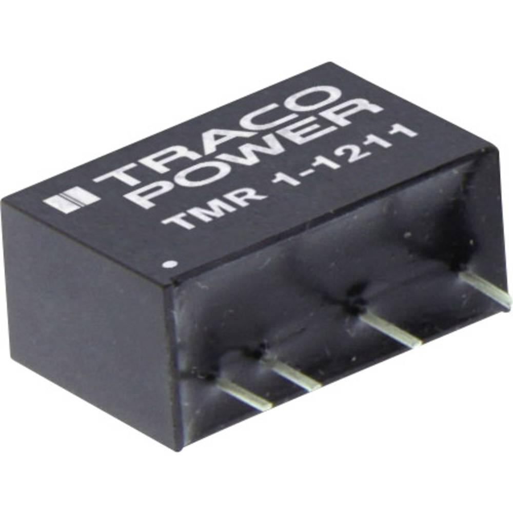 DC/DC pretvornik za tiskano vezje TracoPower TMR 1-0523 5 V/DC 33 mA 1 W št. izhodov: 2 x