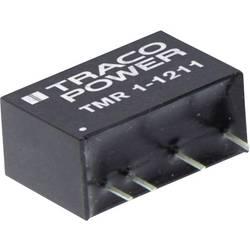 DC/DC pretvornik za tiskano vezje TracoPower TMR 1-0511 5 V/DC 200 mA 1 W št. izhodov: 1 x