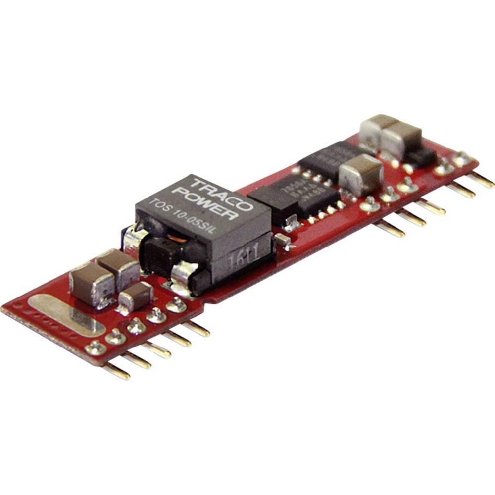 DC/DC pretvornik za tiskano vezje TracoPower TOS 30-12SIL 10 V/DC 30000 mA št. izhodov: 1 x