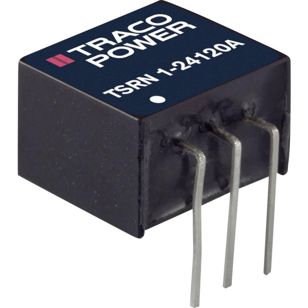 DC/DC pretvornik za tiskano vezje TracoPower TSRN 1-2433A 12 V/DC 1000 mA št. izhodov: 1 x