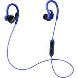 Sport Hörlurar In-ear JBL Harman Reflect Contour Bluetooth Blå