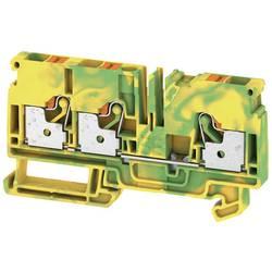 Spojka za zaštitni vodič A3C 6 PE 1991850000 zeleno-žute boje Weidmüller 50 kom.