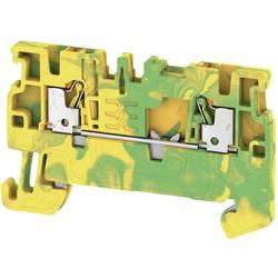 Spojka za zaštitni vodič A2C 1.5 PE 1552680000 zeleno-žute boje Weidmüller 50 kom.
