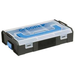 Kovček z orodjem, brez vsebine Gedore 2950529 iz umetne mase črne barve, prozorne barve