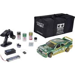 Tamiya Mercedes Benz 190E Diebels Alt Brushed 1:10 RC model avtomobila na električni pogon, cestni model, pogon na vsa kolesa ,
