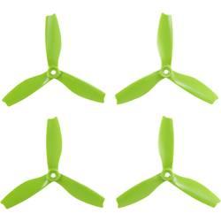 HQ Prop 3 rezila komplet propelerjev za dirkalni kopter radiusni 5 x 4 palec (12.7 x 10.2 cm) DPS5X4X3G