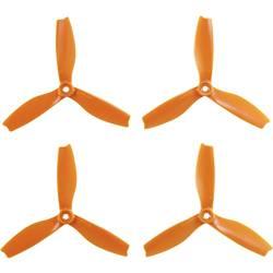 HQ Prop 3 rezila komplet propelerjev za dirkalni kopter radiusni 5 x 4 palec (12.7 x 10.2 cm) DPS5X4X3O