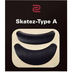 Mus-glides Zowie Speedy Skatez-A PTFE Svart