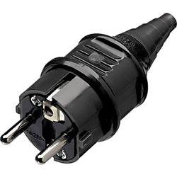 Stickpropp MENNEKES 230 V IP44 Svart