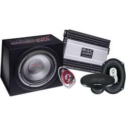 Car-HiFi-komplet Mac Audio Edition Set 4693