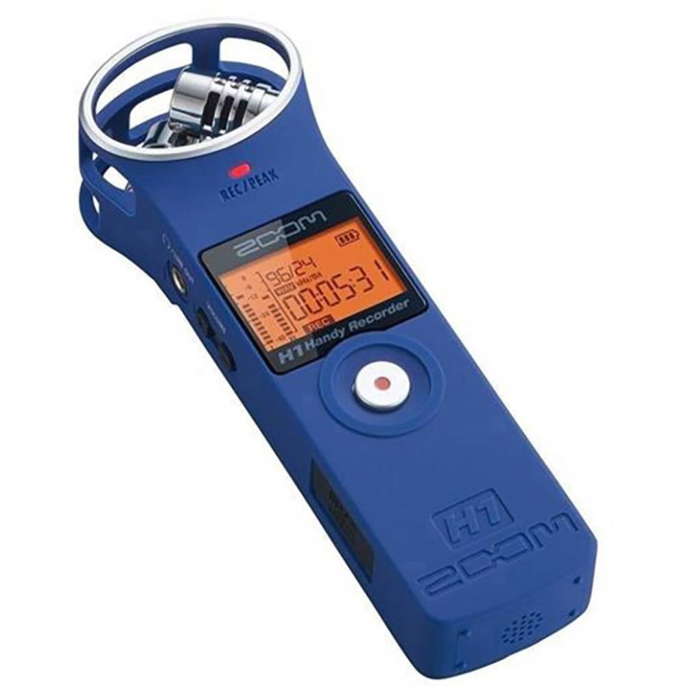 Mobilni Audio-snemalnik Zoom H1 Blue modre barve