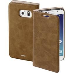 Booklet Hama Guard Case Passar till modell: Samsung Galaxy S6 Brun