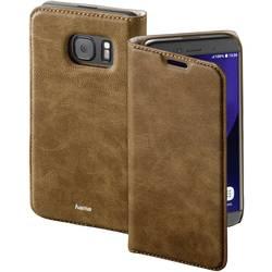 Booklet Hama Guard Case Passar till modell: Samsung Galaxy S7 Brun