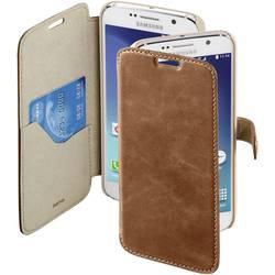 Booklet Hama Prime Line Passar till modell: Samsung Galaxy S6 Brun