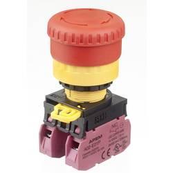 APEM A02ESI3B101IX0 Prekidač za isključivanje u nuždi 240 V/AC 3 A 1 otvarač IP65 (sprijeda) 1 ST